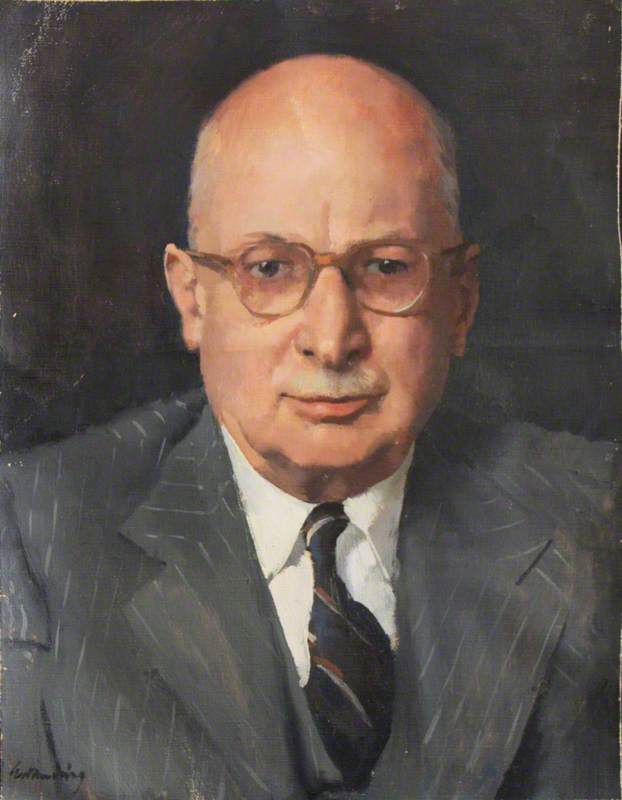 Colonel Oscar Vaughan Viney (1886–1976), TD of Hazell, Watson and Viney Ltd