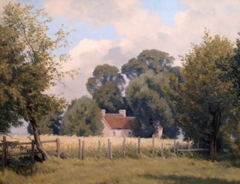 John Nash's House at Lane End