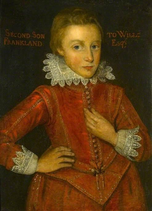 Master Frankland, Second Son to William Frankland
