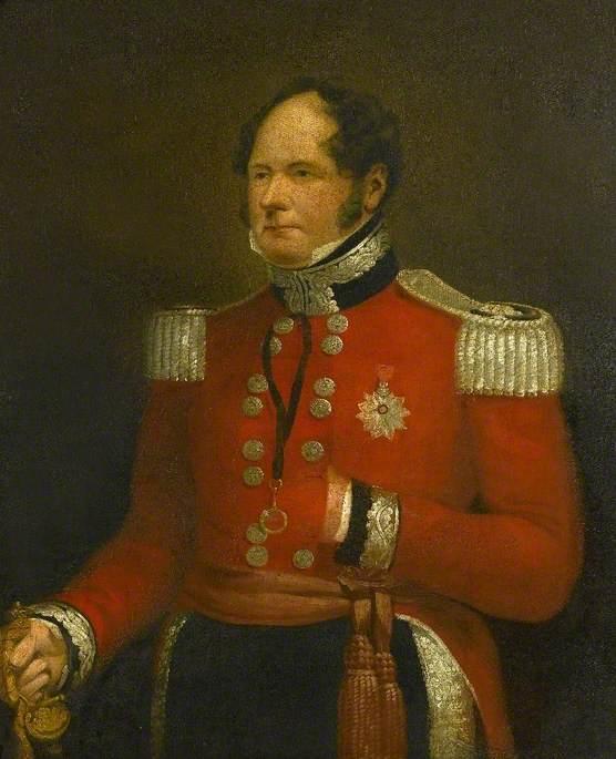 Sir John Theophilus Lee (1787–1843)
