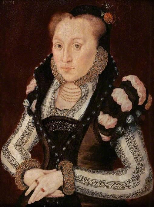 Lady Mary Grey (1545–1578)