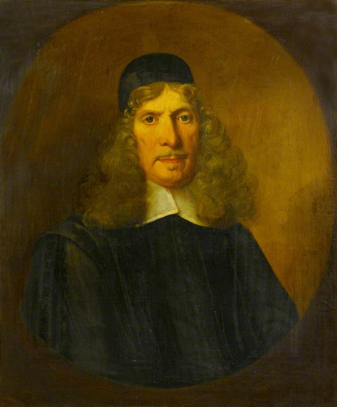 Jeremy White (1629–1707), Chaplain to Oliver Cromwell