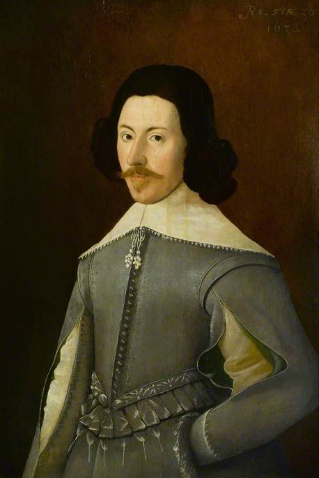 Portrait of a Gentleman, Aged 30