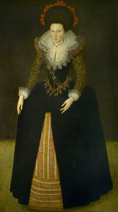 Lady Croke (1588–1638), née Brigette Hawtrey, Last of the Hawtrey Family