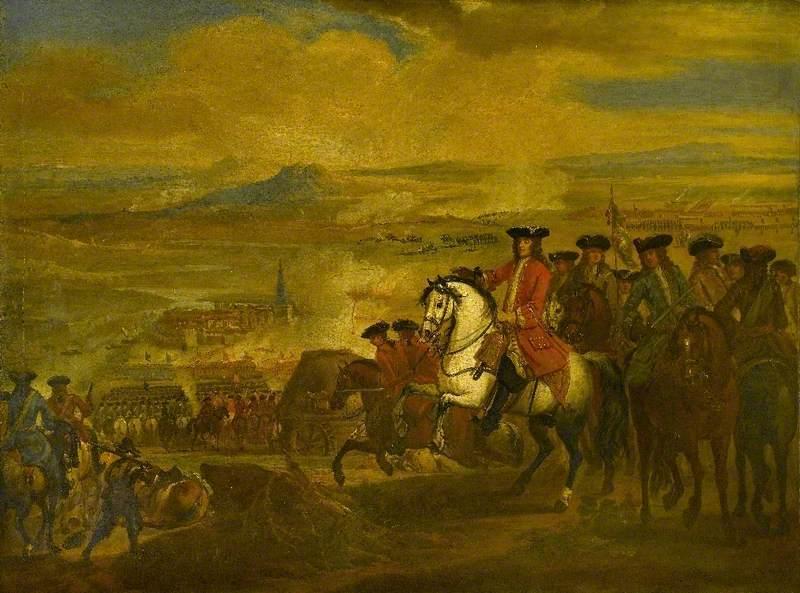 William III at the Siege of Namur