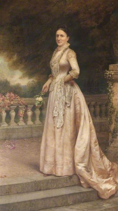 Matilda Maria Helena (Maude) Brassey, née Bingham (1851–1943), of Heythrop Park