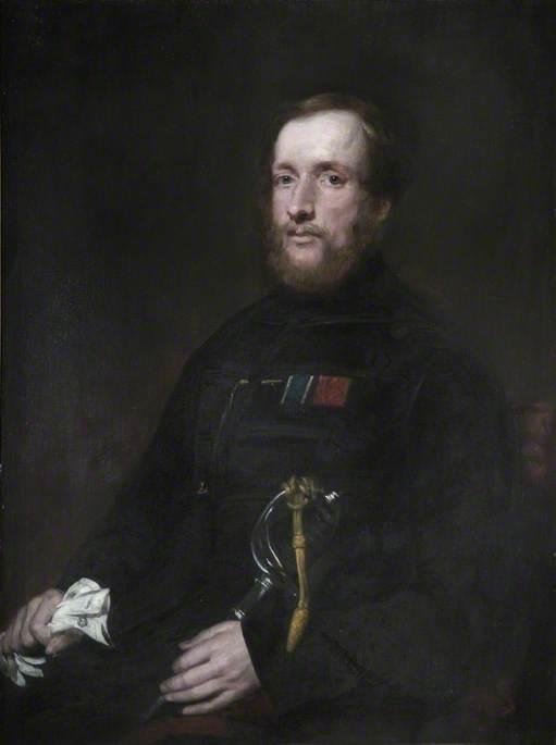 Major General Sir Edward B. Hamley (1824–1893), KCB, KCMG, RA, Commandant, Staff College (1870–1877)