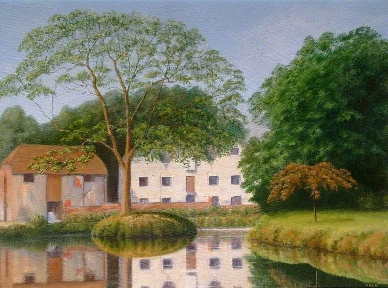Pann Mill, High Wycombe, Buckinghamshire