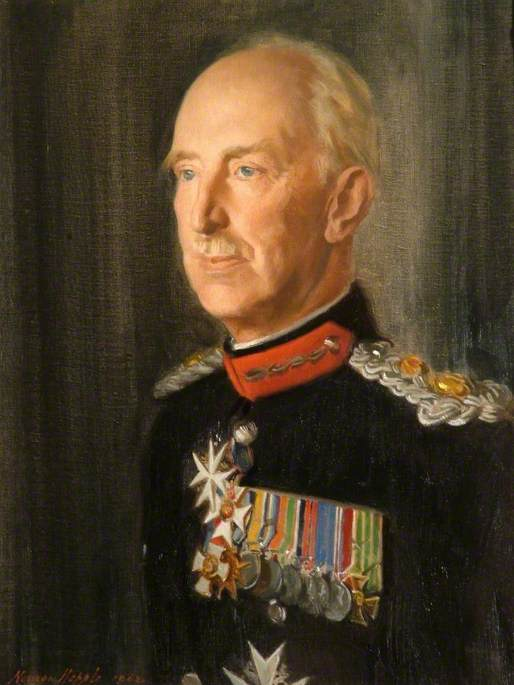 Major Sir Henry Lancelot Aubrey-Fletcher (1887–1969), Bt, CVO, DSO, KStJ