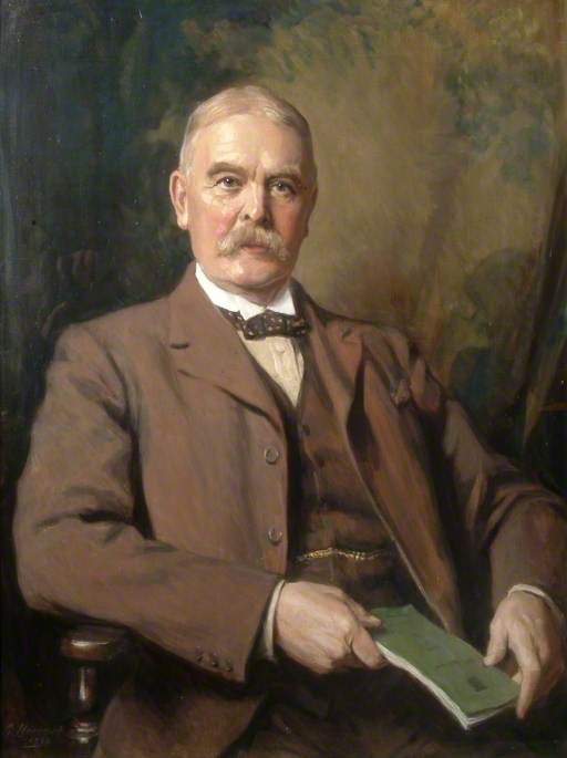 Sir Leonard Henry West (1864–1950), OBE
