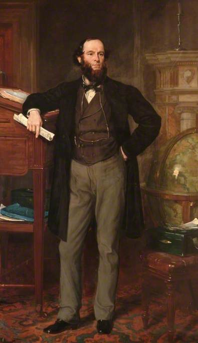 Richard Plantagenet Campbell Temple-Nugent-Brydges-Chandos-Grenville (1823–1889), 3rd Duke of Buckingham and Chandos