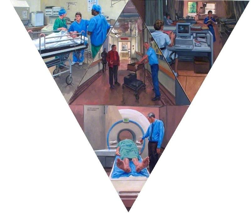 Milton Keynes Hospital at the Millennium