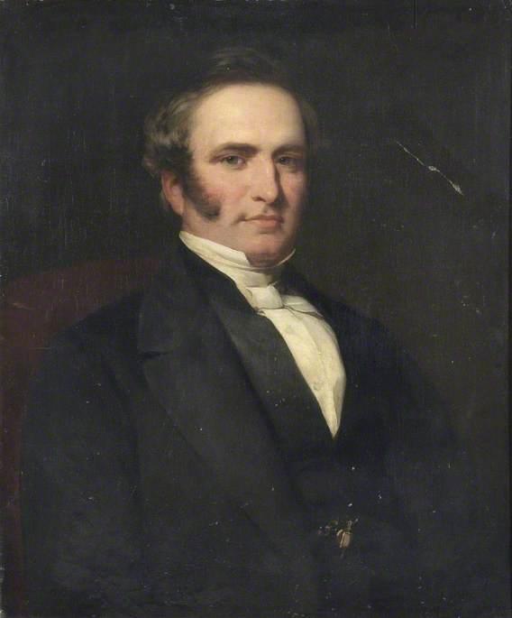 Reverend Francis P. Gladwin (1806–1855)