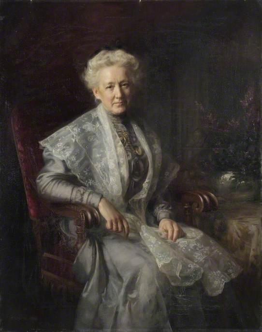 Mrs Wiseman (1834–1912)
