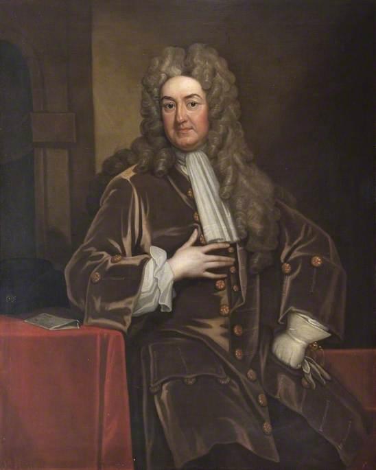 Dr John Radcliffe (1652–1714)