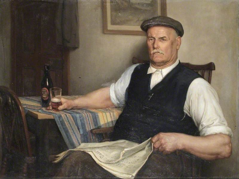 Portrait of a Working Man