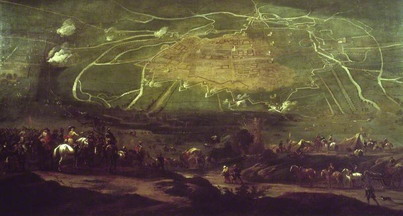 The Siege of Oxford