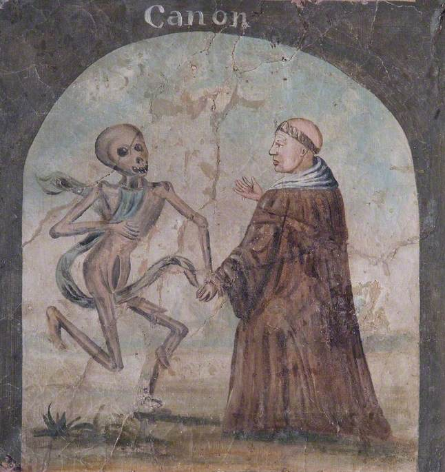 The Dance of Death (Death Dancing with a Canon)
