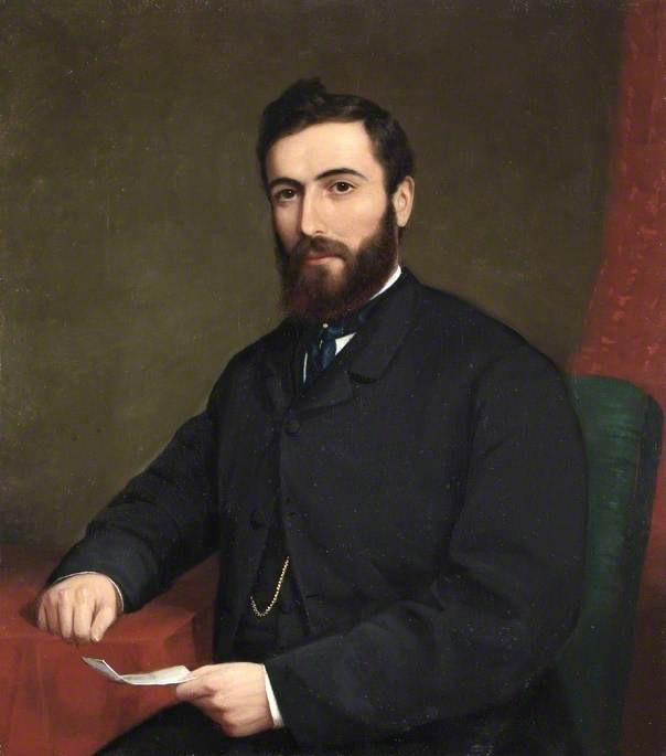 George James Dew (1846–1928), Son of John Dew, Builder, of Lower Heyford, Oxfordshire