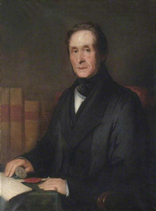 John Allnatt Hedges (1787–1854)