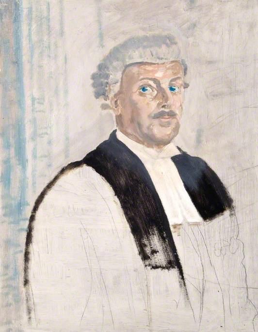George Waldram, Solicitor, Last Town Clerk of New Windsor Borough