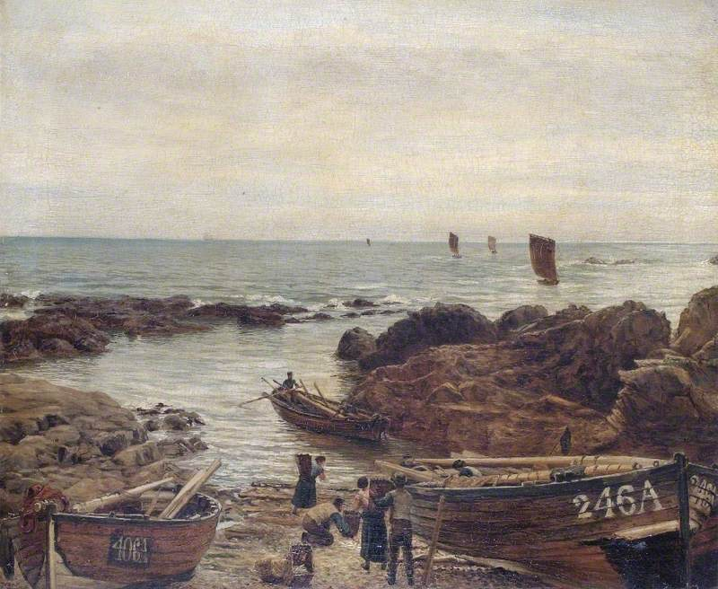 A Rocky Harbour