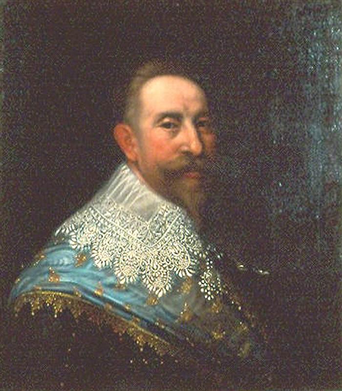 Gustavus Adolphus (1594–1632), King of Sweden