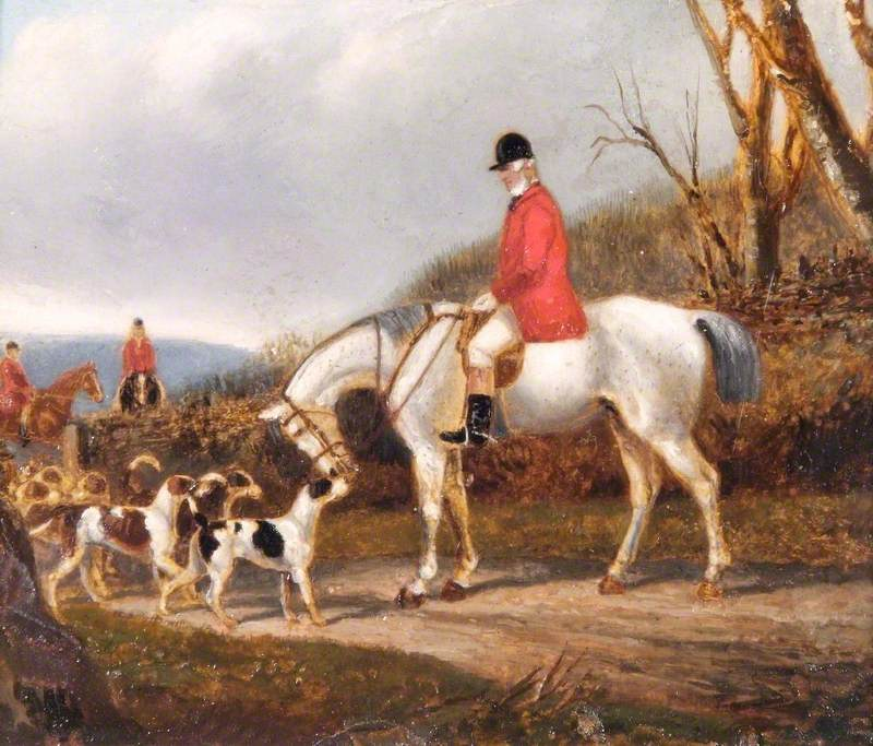 Master of the Berkshire Hounds