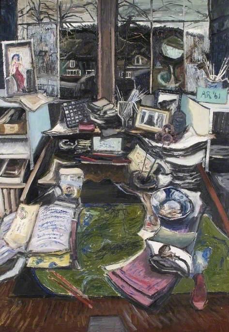 Evening Desk, Litton