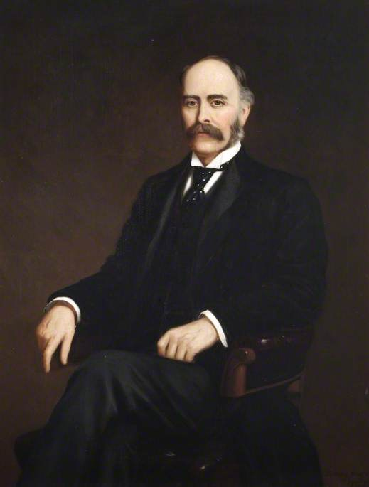 Charles Townsend Murdoch (1837–1898), MP