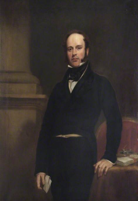 James Haughton Langston of Sarsden (1796–1863), MP for Oxford (1826–1835 & 1841–1863)