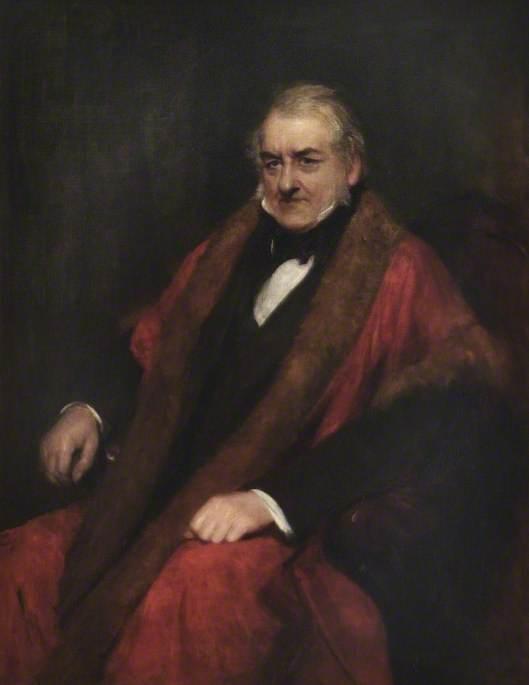 Charles James Sadler (1792–1872), Alderman, Mayor (1836, 1849, 1854 & 1860)