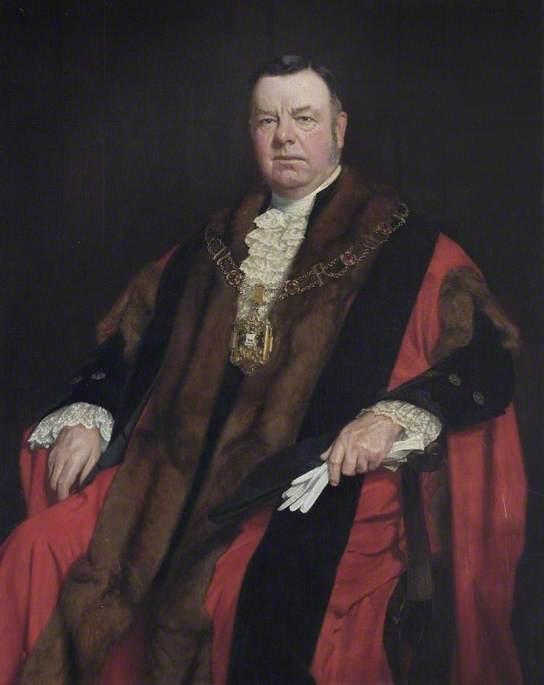 Sir Walter Grey (1848–1918), Mayor of Oxford (1888, 1893, 1897 & 1901)