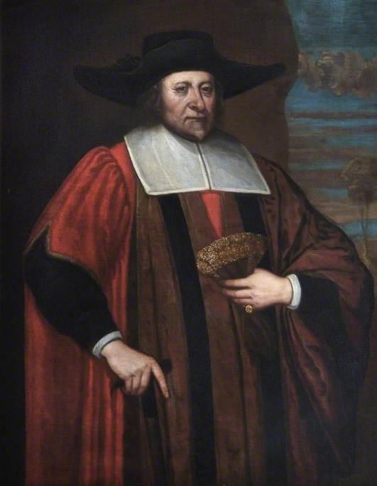 Alderman Richard Hawkins (1611– after 1693)
