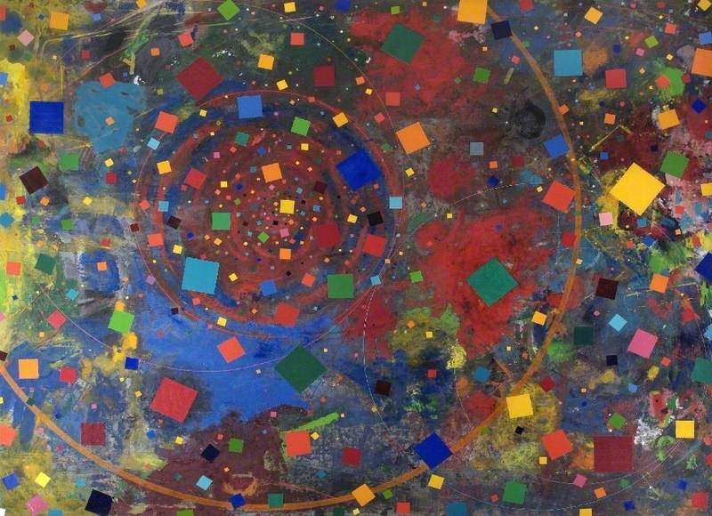Cosmic Scatter II (Colour and Space)