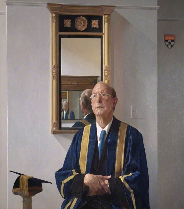 Sir Harry Pitt (1914–2005), Vice-Chancellor of the University of Reading (1964–1978)