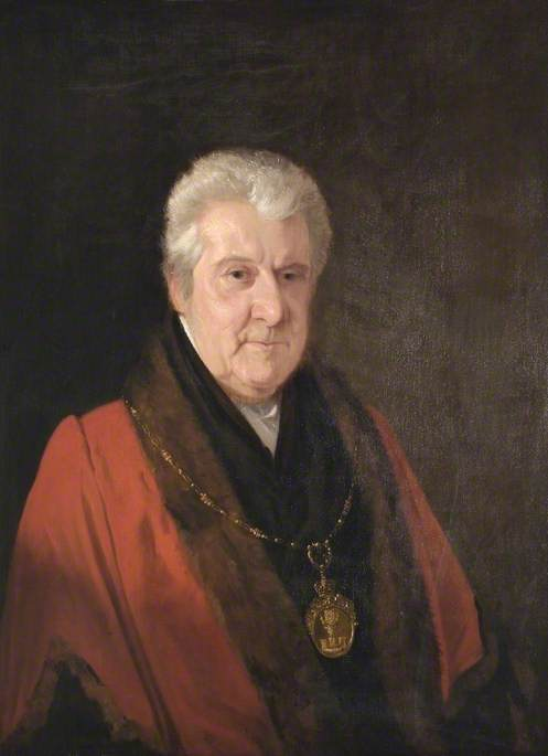 Alderman James Egelston, Mayor of New Windsor (1797, 1807 & 1821)