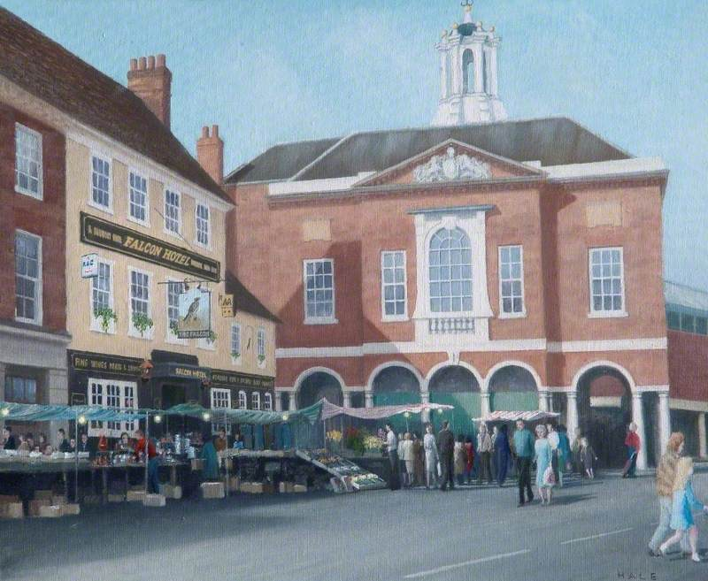 The Guildhall, High Wycombe, Buckinghamshire