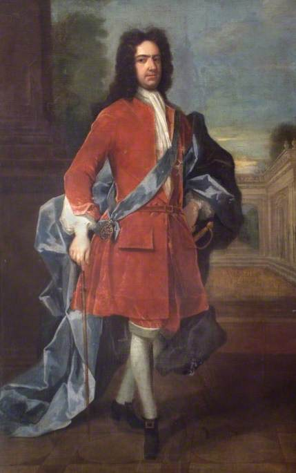 John Churchill (1650–1722), Duke of Marlborough, KG