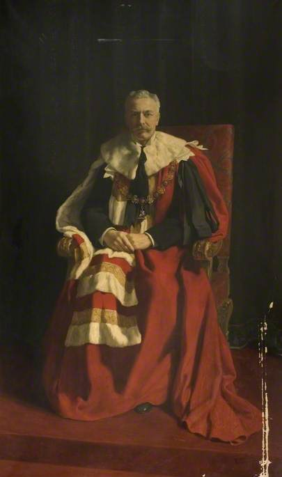 Herbrand Arthur Russell (1858–1937), 11th Duke Bedford, KG, KBE, FRS