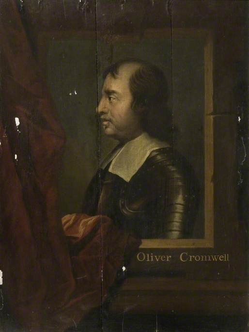 Oliver Cromwell (1599–1658)