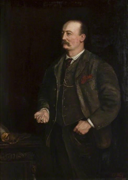 Edward Montagu (1839–1916), 8th Earl of Sandwich