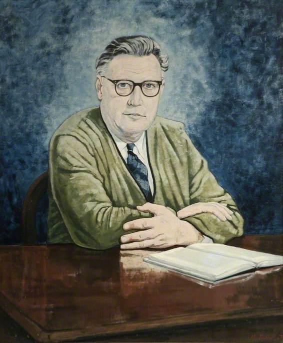 L. V. Mountfort, Principal (1954–1964)