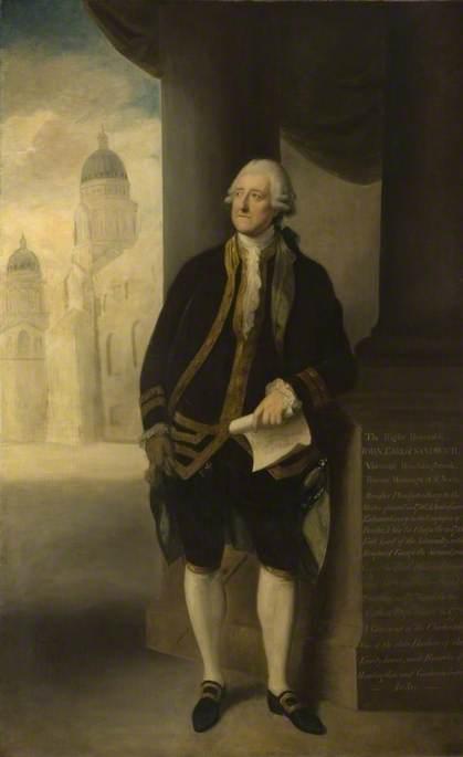 John Montagu (1718–1792), 4th Earl of Sandwich
