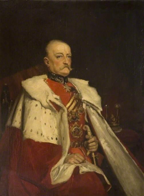 Edward Montagu (1839–1916), 8th Earl of Sandwich, Mayor of Huntingdon (1896–1899)