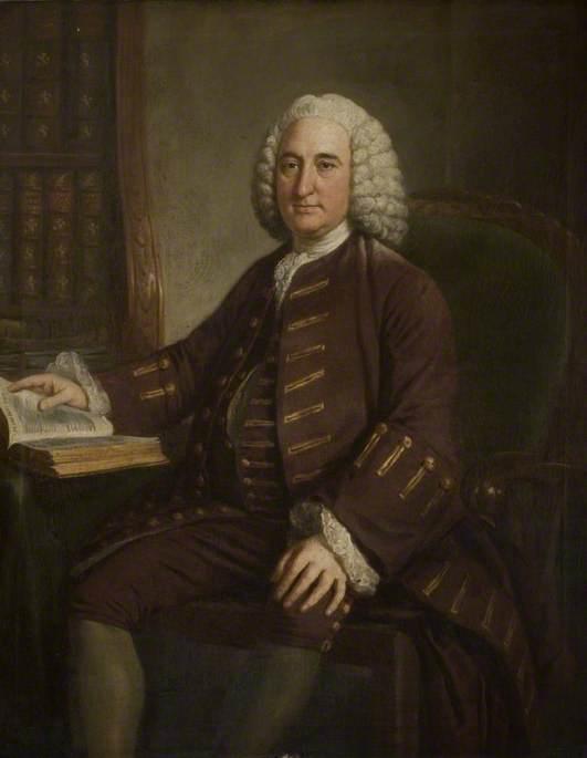 Philip Champion de Crespigny (1704–1765)