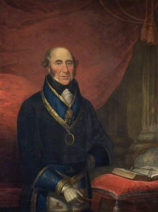 Sir William Champion de Crespigny (1765–1829), 2nd Bt