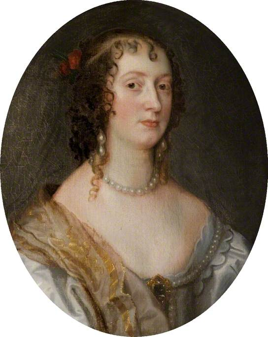 Olivia Boteler Porter (d.1633), Lady-in-Waiting to Queen Henrietta Maria and Wife of Endymion Porter
