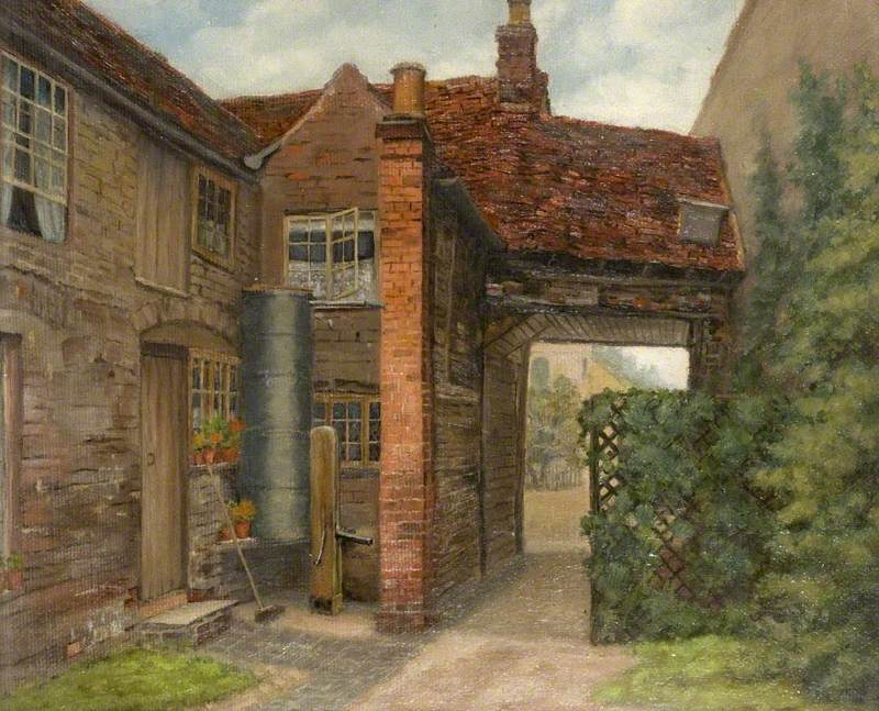 Old Workhouse Yard, Park Street, Luton, Bedfordshire