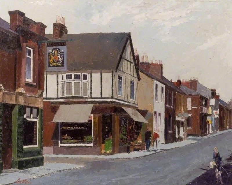 Stuart Street to the North, Luton, Bedfordshire